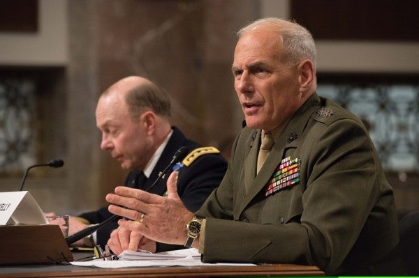 4 Retired Military Leaders Who Could Serve In The Trump Administration