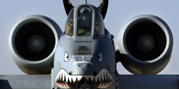 The Story Behind The A-10's Iconic War Paint