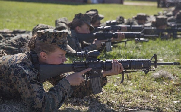 The Consequences Of Gender Segregation In Marine Boot Camp