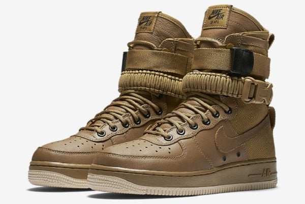 Nike Unveils Fresh Combat Boot-Inspired Sneakers