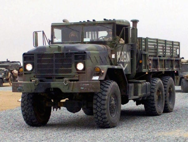 Here Are The 5 Most Badass Military Vehicles You Can Buy Right Now