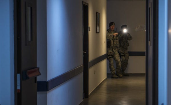 8 Lifesaving Tips For Handling An Active-Shooter Scenario