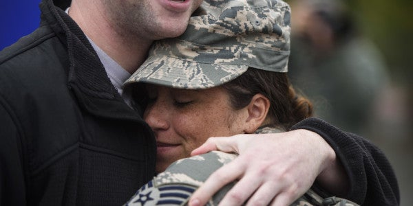 Veteran Caregivers Can Be Men, But No One Recognizes That