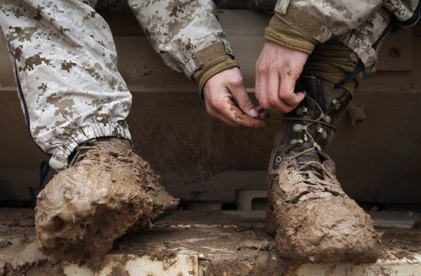 The Evolution Of The Combat Boot In The US Military