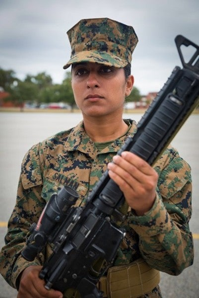 UNSUNG HEROES: The Iraqi Interpreter Who Became A Marine