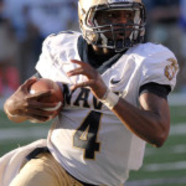 This Former Navy QB Is Setting Himself Up For A Post-Military NFL Career