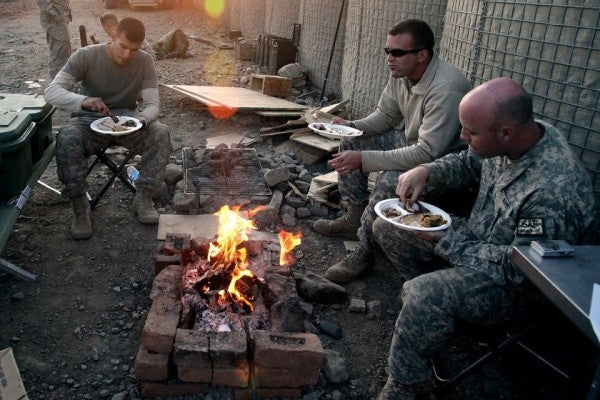 Thanksgiving Through The Years And Wars