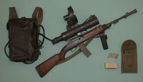 10 Odd Weapons From US Military History