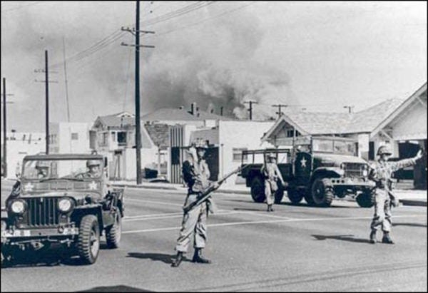 The US Army Had Big Plans For Dealing With Riots In The 1960s