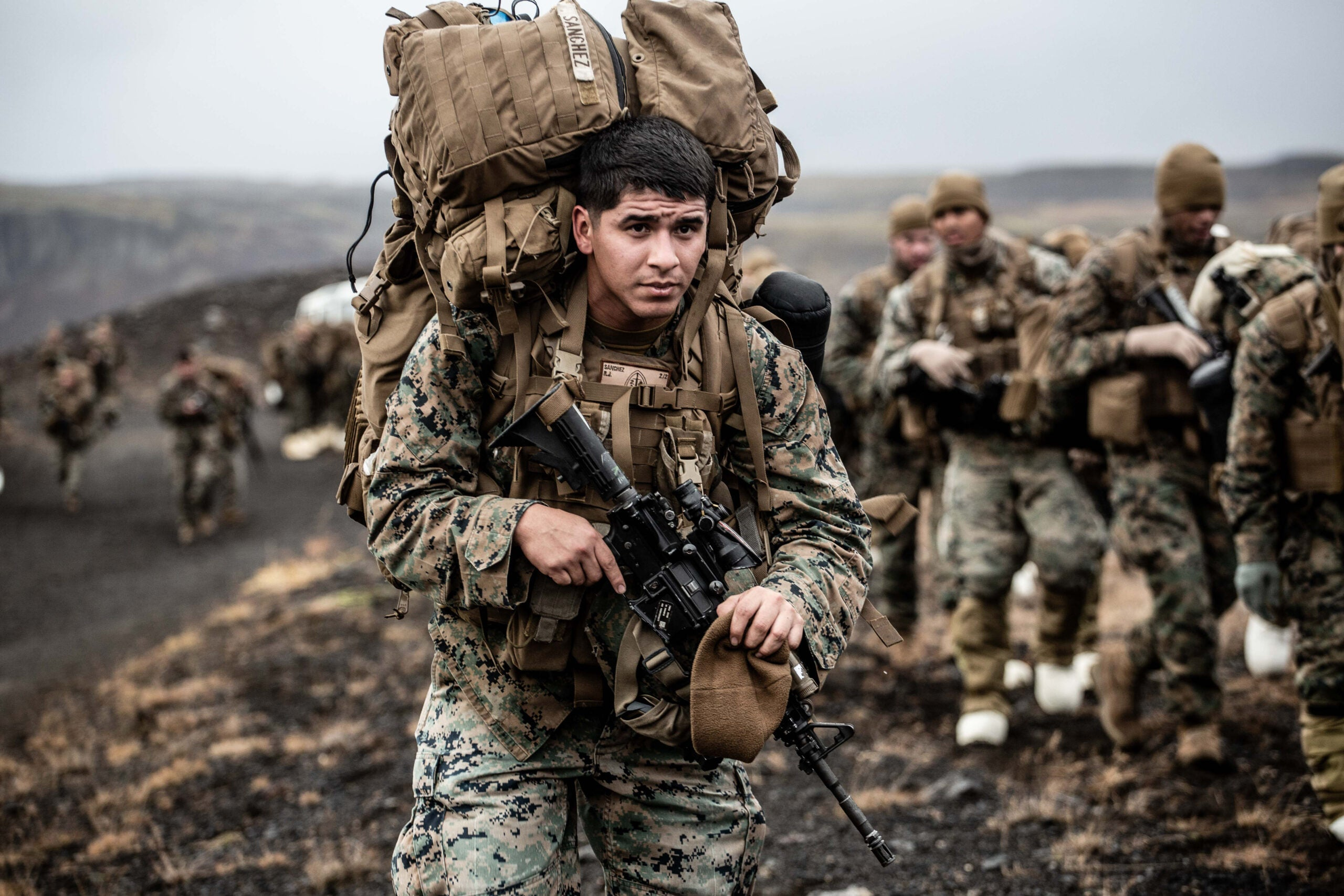 The Marine Corps is considering merging all infantry jobs into just one MOS