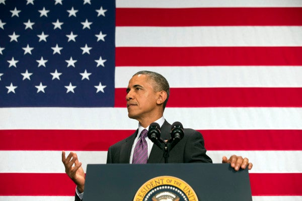 Obama Requests Use Of Military Force Against ISIS