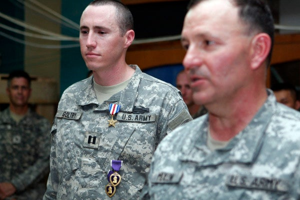 UNSUNG HEROES: The Army Paratrooper With A Silver Star And 3 Purple Hearts