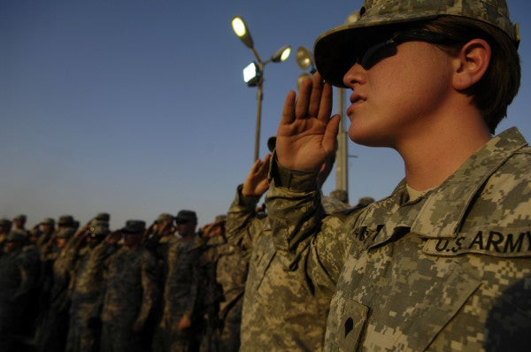The Army Should Send Women To Ranger School