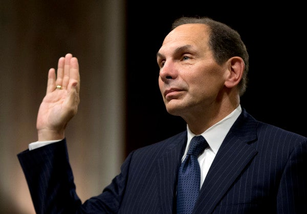 VA Secretary Nominee Tells Senate He Can Make A Difference