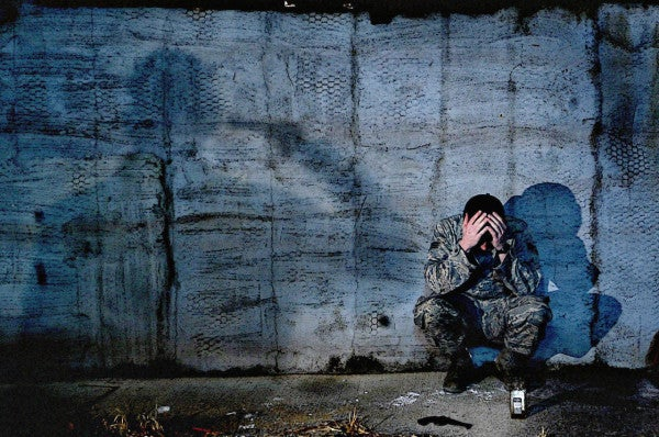 New Survey Shows That Most Vets Are Affected By Suicide