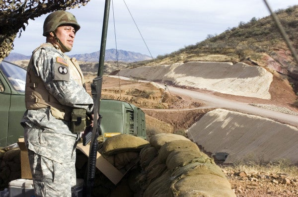 Is Rick Perry Right In Calling Up The National Guard To Defend Our Border?