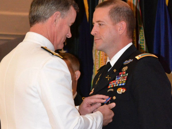 UNSUNG HEROES: The Green Beret Who Fought Hard On A Narrow Mountain Road In Afghanistan