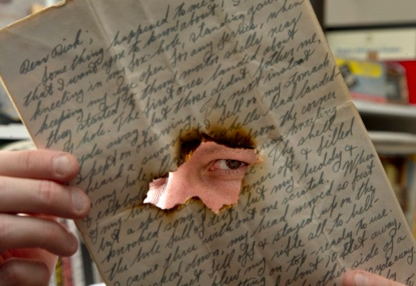 Read This Beautiful Revolutionary War Letter