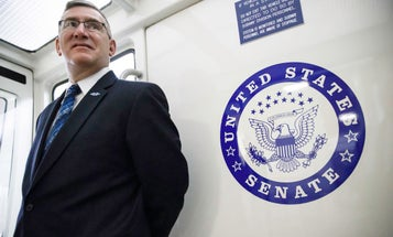 The First Iraq Vet In The Senate Is Having A Really Tough Time