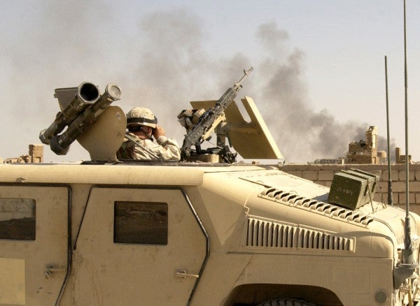 A First-Hand Look At One Of The Fiercest Battles Of The Iraq War, 10 Years Later