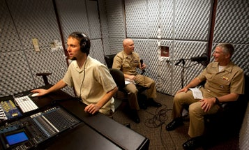 How Service Members Are Inspiring Thousands Through Podcasts