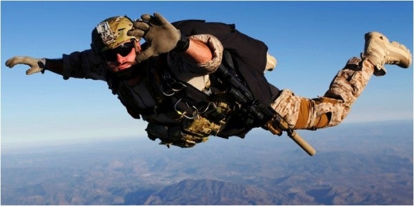 JOB ENVY: Former SEAL And Reality TV Star Runs Charity To Support Wounded Warriors