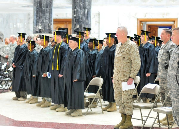5 Smart College Degrees Modern Veterans Should Consider