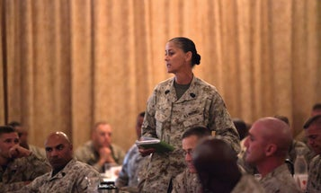 The Fight Against Military Sexual Trauma