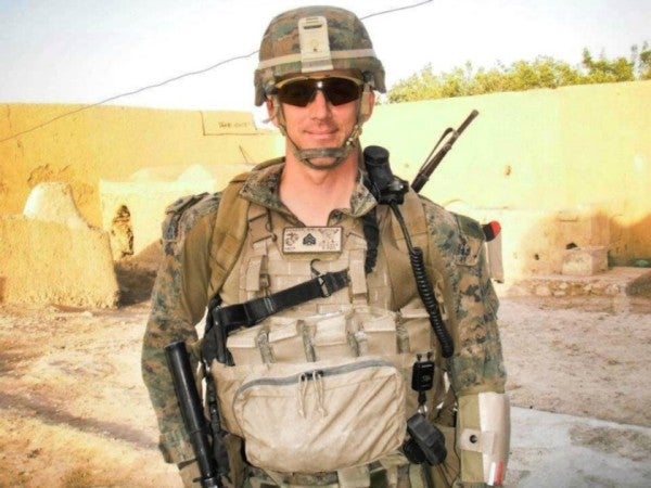 UNSUNG HEROES: A Tribute To One Of The Toughest Marines I've Ever Served With; Wounded, But Not Fallen