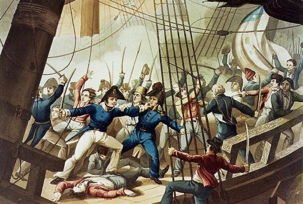 A Glimpse At Humanity In The War Of 1812