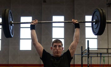 Why Veterans Can't Get Enough Of CrossFit