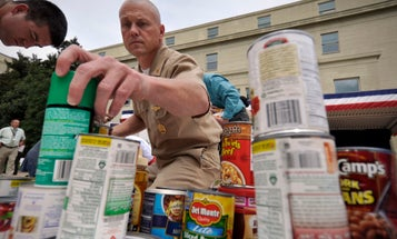 Why Some Service Members Can't Afford To Feed Their Families