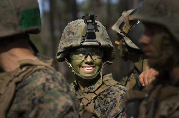 What My Time In The Military Taught Me About Happiness