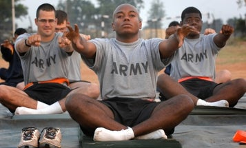 More Veterans Need To Do Yoga. Yes, Really
