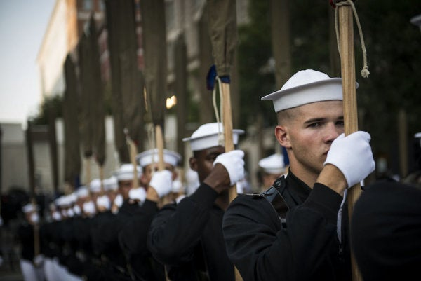 New Navy Retention Survey Doesn't Represent Sailor Demographics