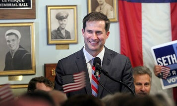 An Iraq War Veteran Just Upended The Democratic Establishment In Congress