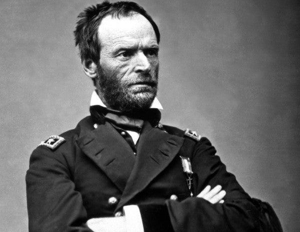 General Sherman Gave America Its Best Definition Of War