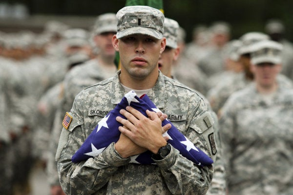 Student Veterans Can Help Bridge The Civilian-Military Divide