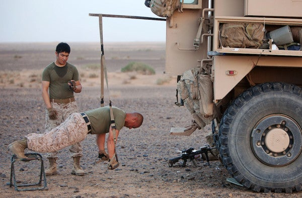 As You Transition Out Of The Military, Don't Forget To Exercise
