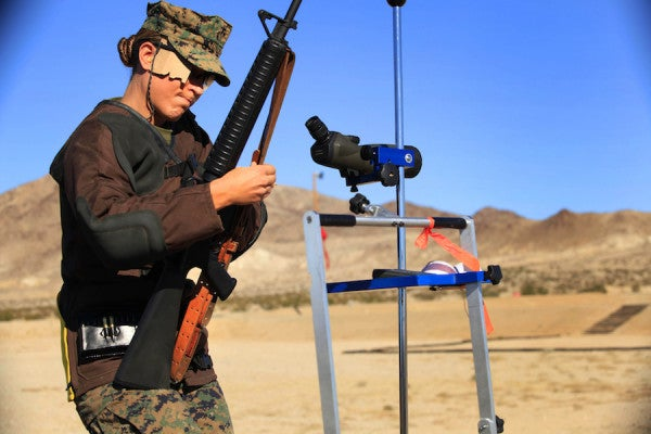 Why Is The Marine Corps Gazette Undermining The Corps On Women In Combat?