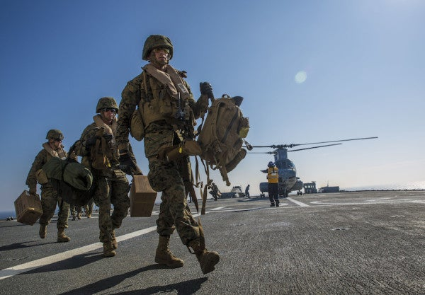 Reserve Force And National Guard Budget Cuts Are Threatening National Security