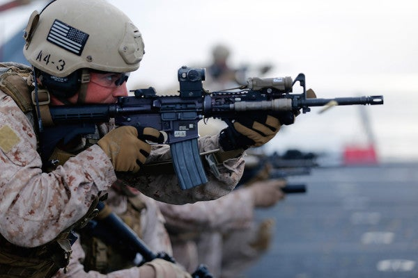 We Need To Have A National Conversation About Killing In Combat