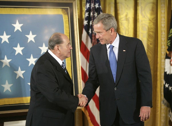 UNSUNG HEROES: The Holocaust Survivor Who Earned The Medal Of Honor For His Conduct As A POW