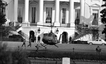 This Soldier Took A Joy Ride To The White House In A Stolen Helo