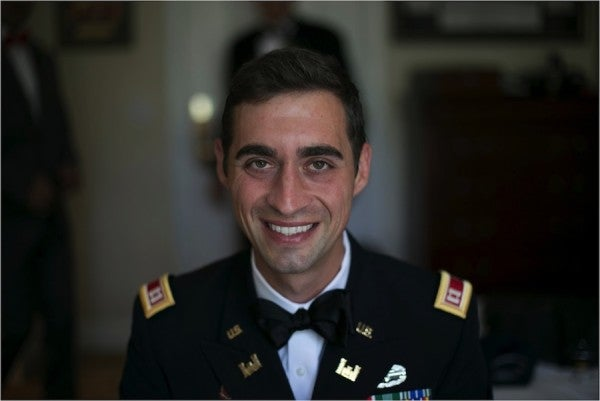 JOB ENVY: The Army Vet Trying To Change Where People Get Their Socks