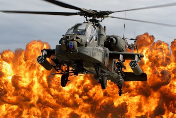 A Look At The Army's Use Of Attack Helicopters To Defeat ISIS