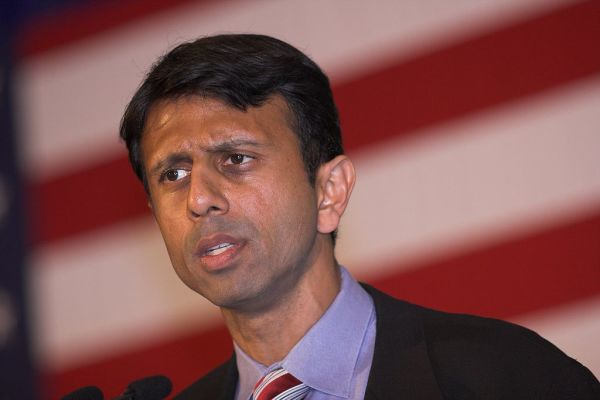 President Bobby Jindal Would Spend More Money On Defense