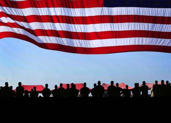 Military Service May Be The Solution To America's Growing Inequality Problem