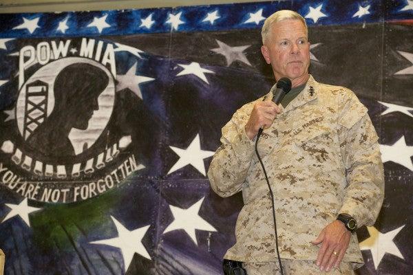 USMC Commandant Accused Of Lying About His Marine Corps Background