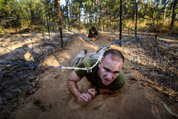 Applying The Mental Toughness You Learned In The Military To The Business World